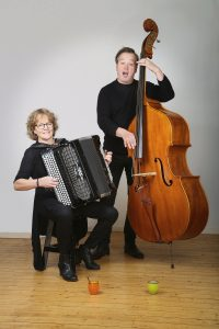 kleinkunst poezie accordeon